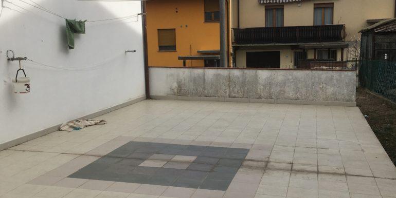 Trilocale con giardino in villetta bifamiliare a Modigliana