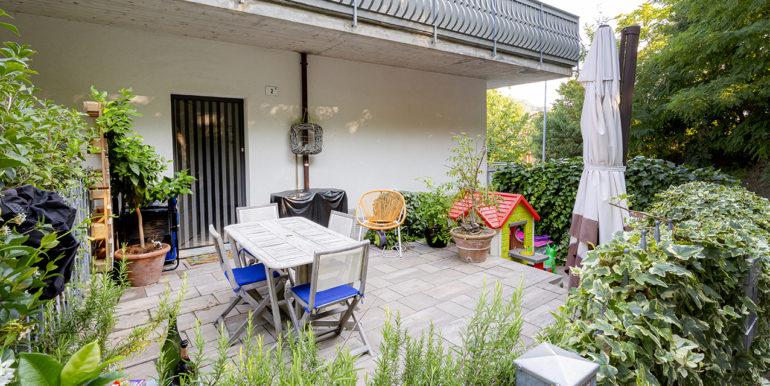 Appartamento con ingresso indipendente e giardino esclusivo a Modigliana