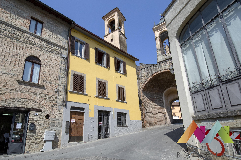 Appartamento con vista sull'antica Tribuna di Modigliana