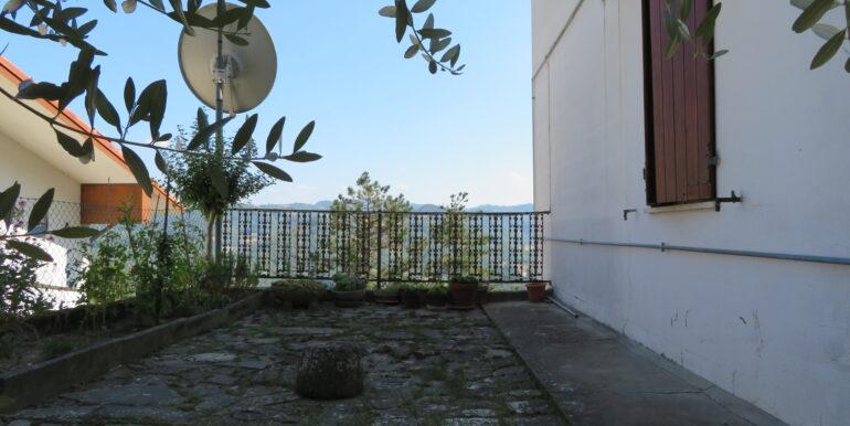 Trilocale con giardino in vendita a Modigliana